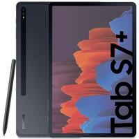 "Samsung T970 Galaxy Tab S7+ 12.4"" WiFi (256GB/8GB RAM) - Mystic Black"