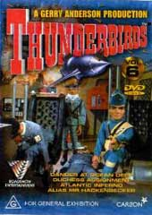 Thunderbirds Vol 6 on DVD
