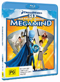 Megamind - 3D Combo on Blu-ray, 3D Blu-ray