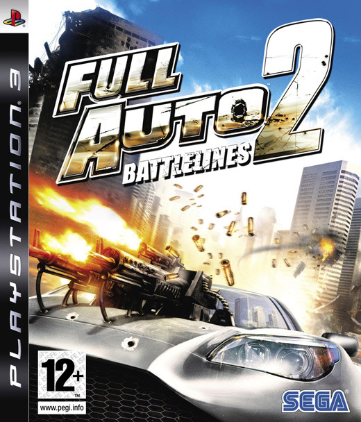 Full Auto 2: Battlelines for PS3