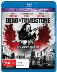 Dead in Tombstone (Blu-ray/Ultraviolet) on Blu-ray