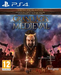 Grand Ages: Medieval Limited Edition for PS4