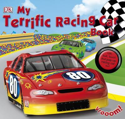 My Terrific Racing Car Book image