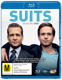 Suits - Season One on Blu-ray
