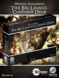 Guild Ball: The Big League - Campaign Deck