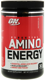 Optimum Nutrition Amino Energy Drink - Watermelon (30 Serves)