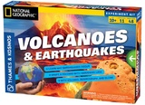 Thames & Kosmos: Volcanoes & Earthquakes - Experiment Kit