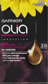 Garnier Olia Permanent Hair Colour - 3.16 Deep Violet