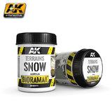 AK Acrylic Terrains Snow (250ml)