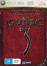 Gothic 3 for Xbox 360