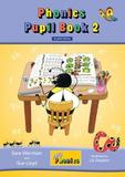 Jolly Phonics Pupil Book 2 (colour edition) by Sara Wernham
