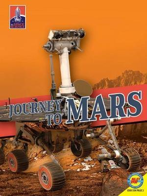 Journey to Mars by David Baker image