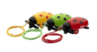Brio: Pull-Along Ladybug - (Assorted Colours)