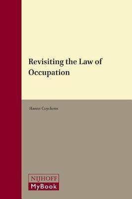 Revisiting the Law of Occupation by Hanne Cuyckens image