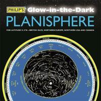 Philip's Glow-in-the-Dark Planisphere (Latitude 51.5 North) by Philip's Maps