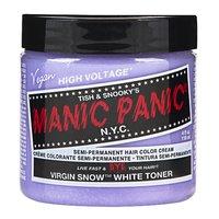 Manic Panic Semi-Permanent Hair Colour Cream - Virgin Snow (Toner)