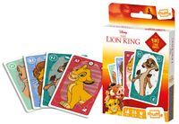 Shuffle: 4-In-1 Card Games - Lion King