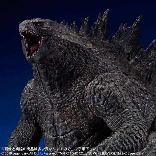 Gigantic Series Godzilla (2019) Standard Ver. PVC Figure