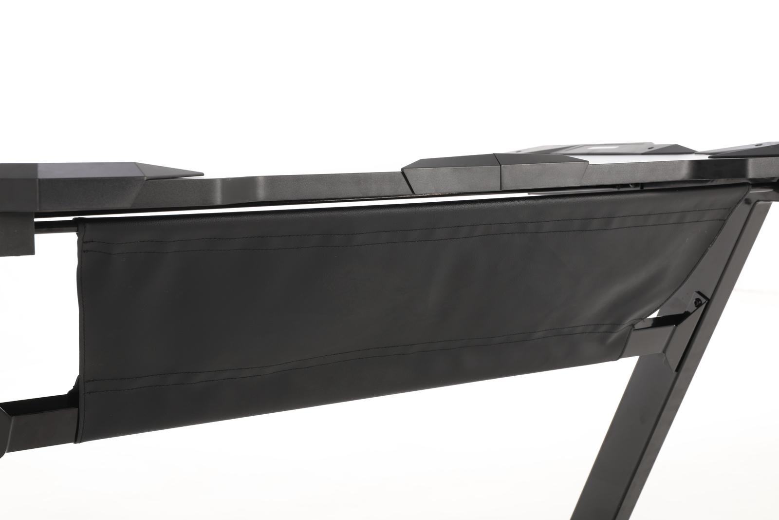 Playmax Gaming Desk - Black for  image