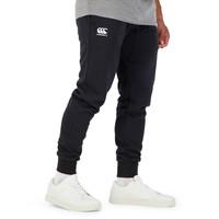 Canterbury: Mens Tapered Fleece Cuff Pant - Black (2XL)