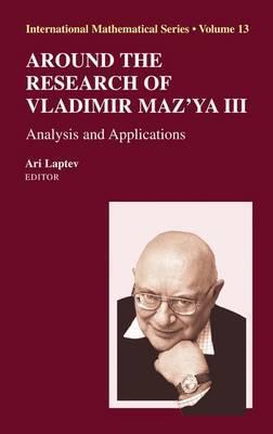 Around the Research of Vladimir Maz'ya III image