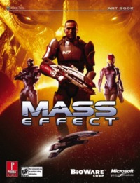 Mass Effect Limited Edition Art Book - Prima Official Game Guide image