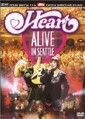 Heart - Alive In Seattle on DVD