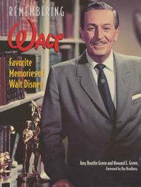 Remembering Walt: Favourite Memories of Walt Disney by Amy Boothe Green image