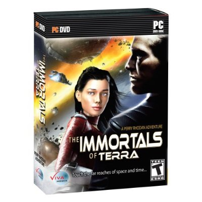Immortals of Terra: A Perry Rhodan Adventure for PC image