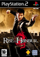 Rise to Honour for PlayStation 2