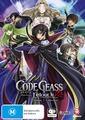 Code Geass: Lelouch of the Rebellion R2 Collection on DVD