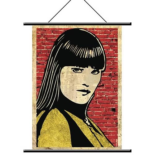 Watchmen Silk Spectre Wall Scroll