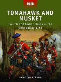 Tomahawk and Musket by Rene Chartrand