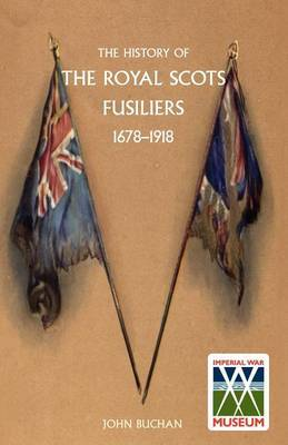 History of the Royal Scots Fusiliers, 1678-1918 image