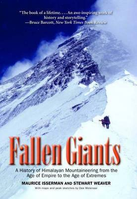 Fallen Giants by Maurice Isserman image