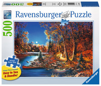 Ravensburger: Still Of The Night - 500pc Large Format Puzzle