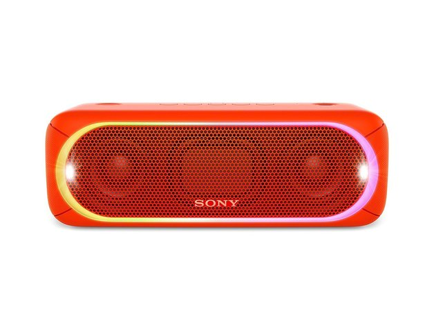 Sony SRS-XB30 Portable Wireless Speakers - Red