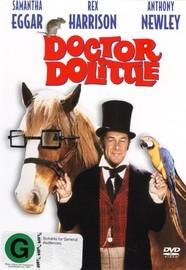 Doctor Dolittle on DVD image
