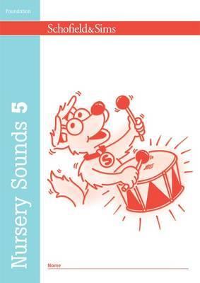 Nursery Sounds: Book 5 by Sally Johnson image
