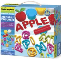 4M: Thinking Kits - Alphabet Dough