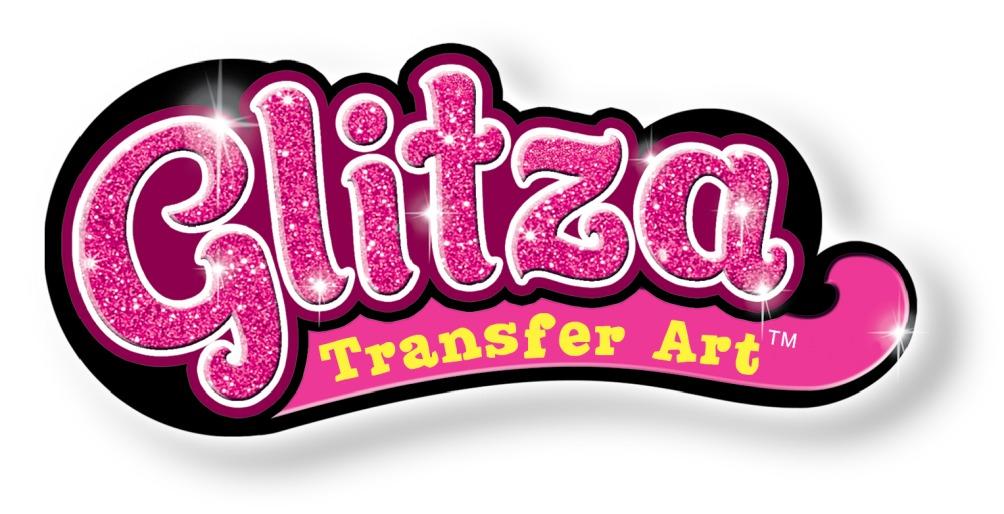 Glitza: Transfer Art - Cutie Bow image