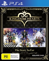 Kingdom Hearts - The Story So Far for PS4