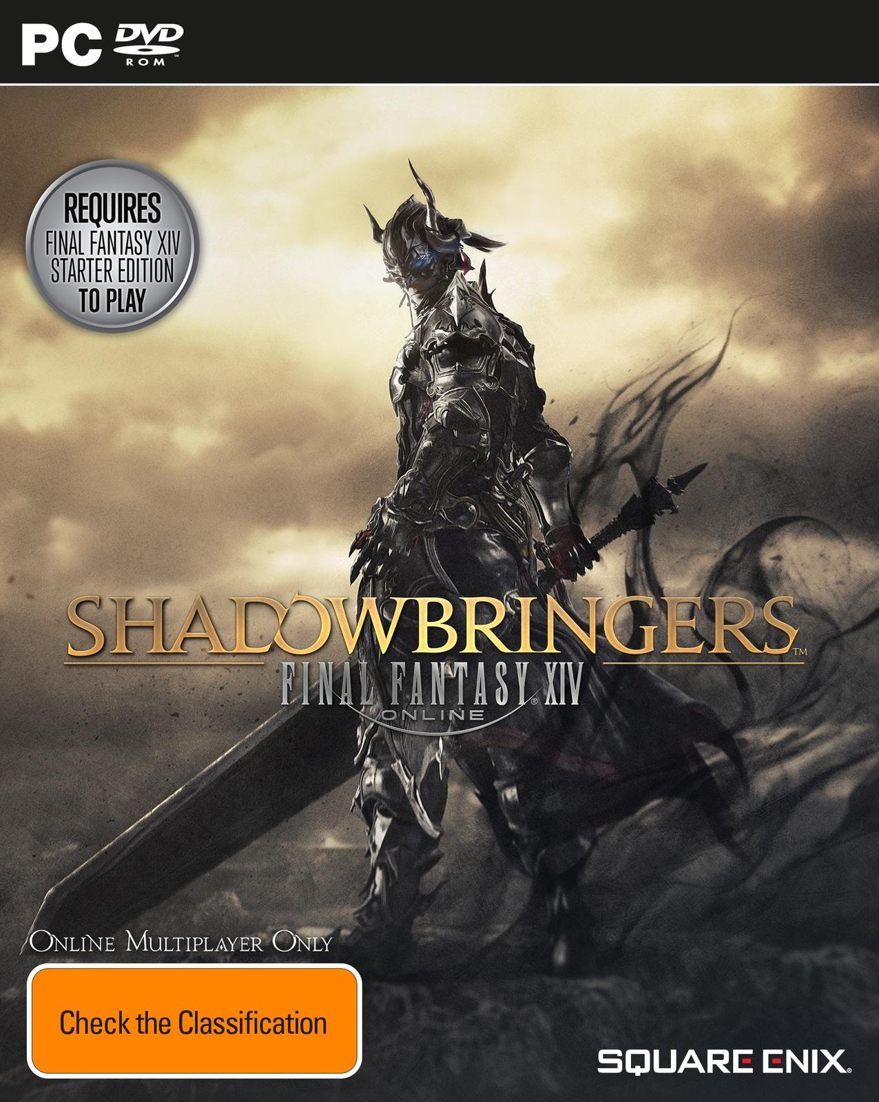 Final Fantasy XIV: Shadowbringers for PC image