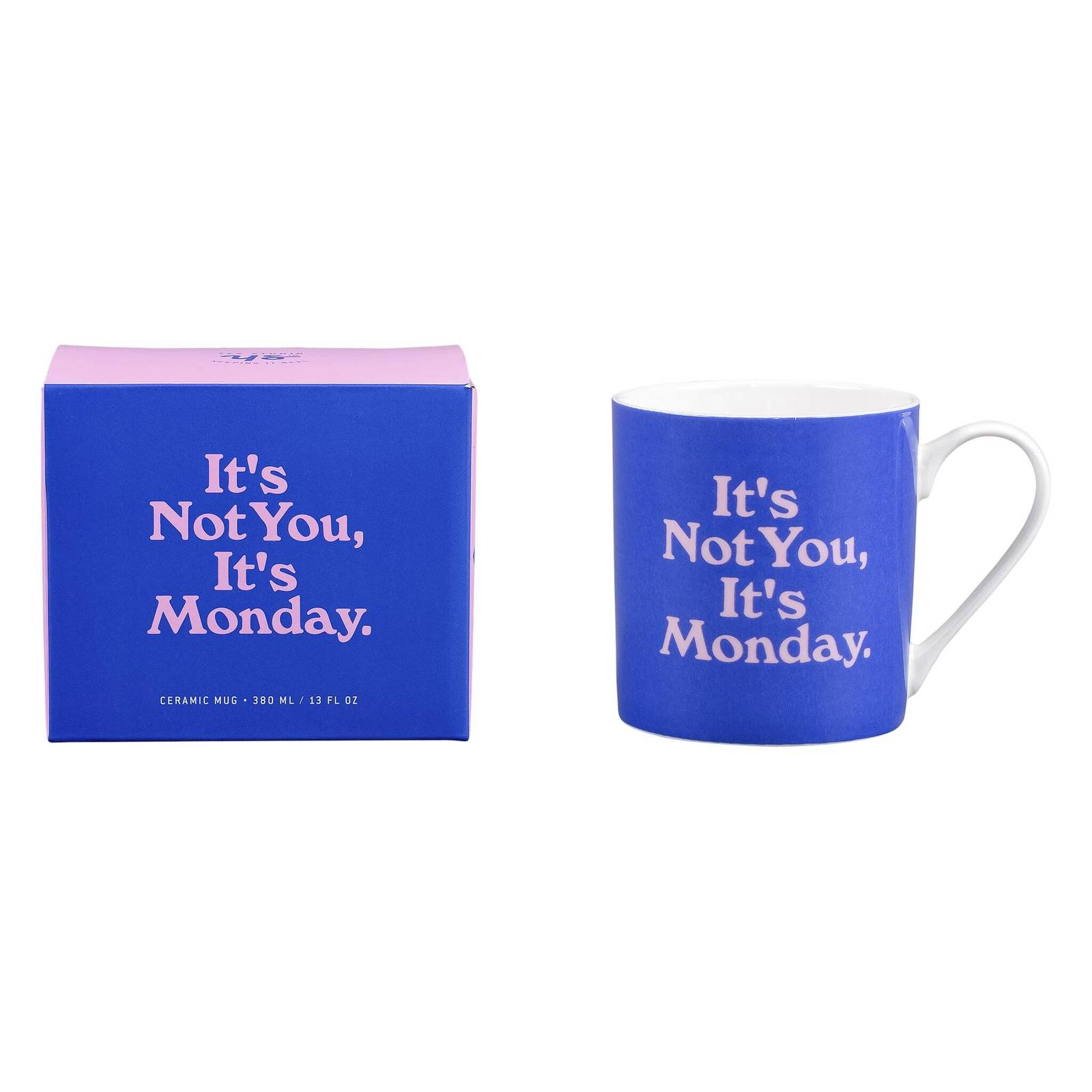 Yes Studio: Ceramic Mug - Its Not You image