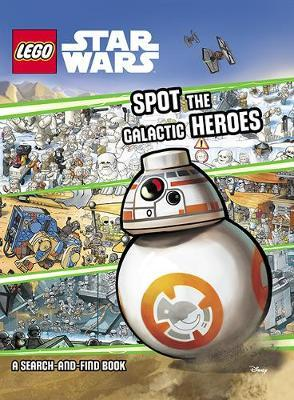 LEGO Star Wars: Spot the Galactic Heroes by LEGO