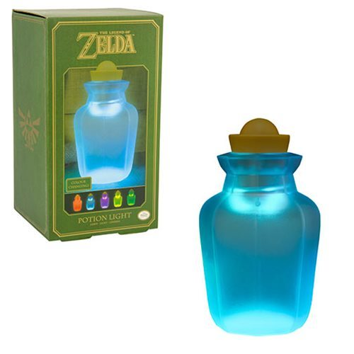 Legend of Zelda: Potion Jar - Replica Light