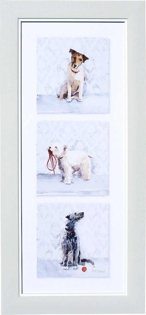 LaVida: Framed Print - Dog Stories image