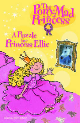 A Puzzle for Princess Ellie by Diana Kimpton image
