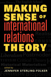 Making Sense of International Relations Theory image