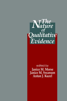 The Nature of Qualitative Evidence by Janice M. Morse image